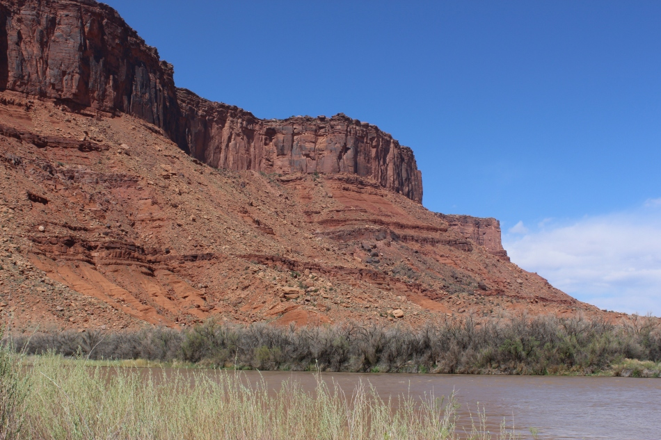 View from Red Cliffs Lodge