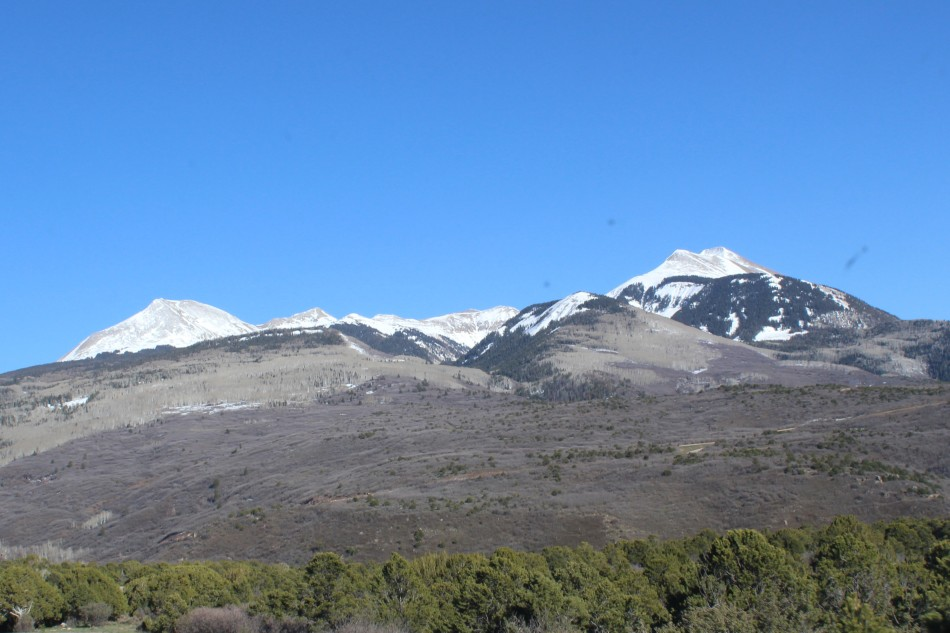 La Sal Mountains